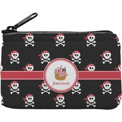 Pirate Rectangular Coin Purse (Personalized)