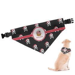 Pirate Dog Bandana (Personalized)