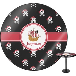 "Pirate Round Table - 30"" (Personalized)"