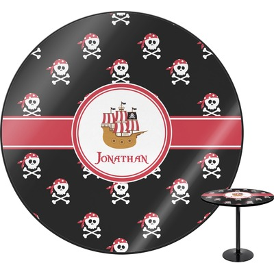 """Pirate Round Table - 30"""" (Personalized)"""