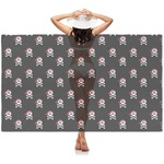 Pirate Sheer Sarong (Personalized)