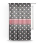 Pirate Sheer Curtains (Personalized)