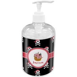Pirate Soap / Lotion Dispenser (Personalized)