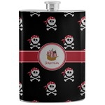 Pirate Stainless Steel Flask (Personalized)