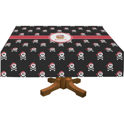 "Pirate Tablecloth - 58""x102"" (Personalized)"
