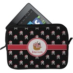 Pirate Tablet Case / Sleeve (Personalized)