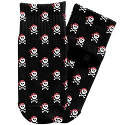Pirate Toddler Ankle Socks (Personalized)