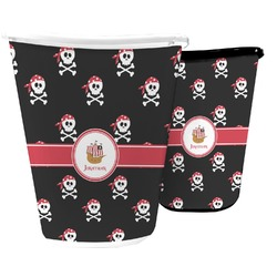 Pirate Waste Basket (Personalized)