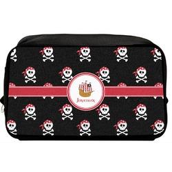 Pirate Toiletry Bag / Dopp Kit (Personalized)