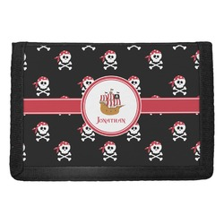 Pirate Trifold Wallet (Personalized)