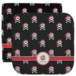 Pirate Facecloth / Wash Cloth (Personalized)