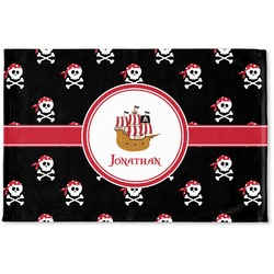 Pirate Woven Mat (Personalized)