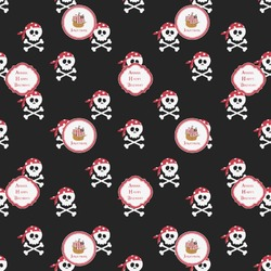 Pirate Wrapping Paper (Personalized)
