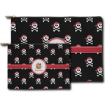 Pirate Zipper Pouch (Personalized)