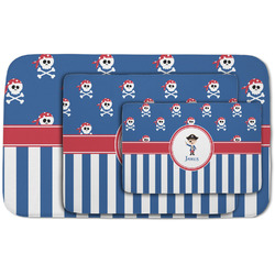 Blue Pirate Area Rug (Personalized)