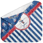 Blue Pirate Baby Hooded Towel (Personalized)