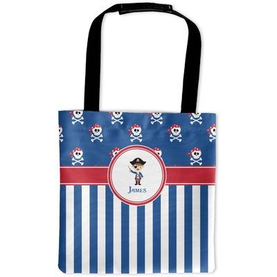Blue Pirate Auto Back Seat Organizer Bag (Personalized)