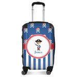 Blue Pirate Suitcase (Personalized)
