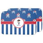 Blue Pirate Dish Drying Mat (Personalized)