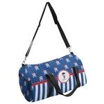 Blue Pirate Duffel Bag (Personalized)
