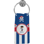 Blue Pirate Hand Towel - Full Print (Personalized)