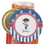 Blue Pirate Jar Opener (Personalized)