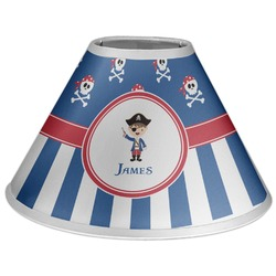Blue Pirate Coolie Lamp Shade (Personalized)