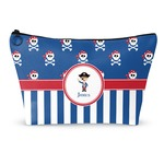 Blue Pirate Makeup Bags (Personalized)
