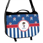 Blue Pirate Messenger Bag (Personalized)