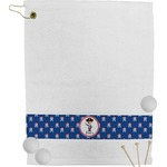Blue Pirate Golf Towel (Personalized)