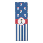 Blue Pirate Runner Rug - 3.66'x8' (Personalized)