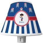 Blue Pirate Shade Night Light (Personalized)
