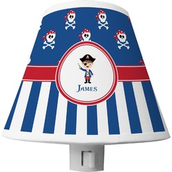 Blue Pirate Shade Night Light (Personalized)