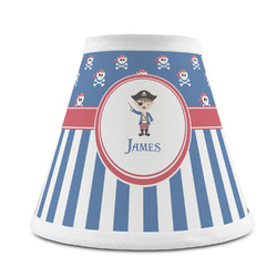 Blue Pirate Chandelier Lamp Shade (Personalized)
