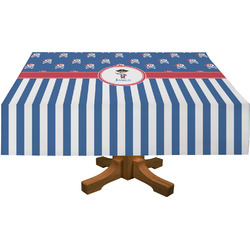 Blue Pirate Tablecloth (Personalized)
