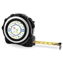 Boy's Space Themed Tape Measure - 16 Ft (Personalized)