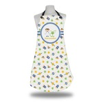 Boy's Space Themed Apron (Personalized)