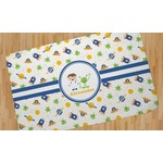 Boy's Space Themed Area Rug (Personalized)