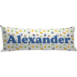 Boy's Space Themed Body Pillow Case (Personalized)