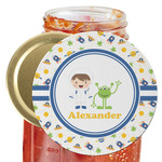Boy's Space Themed Jar Opener (Personalized)
