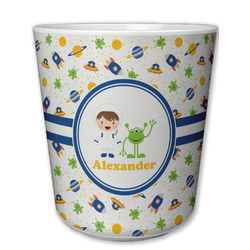 Boy's Space Themed Plastic Tumbler 6oz (Personalized)