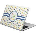 Boy's Space Themed Laptop Skin - Custom Sized (Personalized)