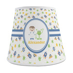 Boy's Space Themed Empire Lamp Shade (Personalized)