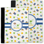 Boy's Space Themed Notebook Padfolio w/ Name or Text