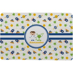 Boy's Space Themed Comfort Mat (Personalized)