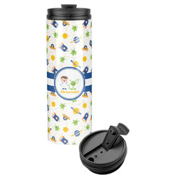 Boy's Space Themed Stainless Steel Tumbler (Personalized)