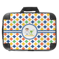 Boy's Astronaut Hard Shell Briefcase (Personalized)