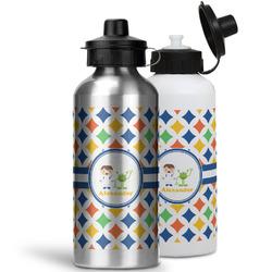 Boy's Astronaut Water Bottles- Aluminum (Personalized)