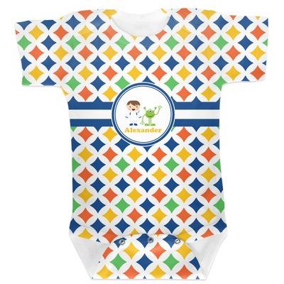 Boy's Astronaut Baby Bodysuit (Personalized)