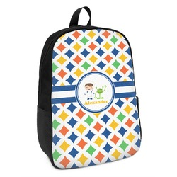 Boy's Astronaut Kids Backpack (Personalized)